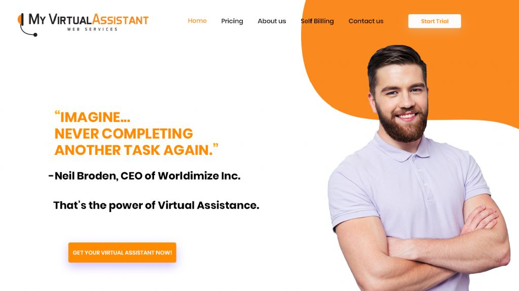 my-virtual-assistant-psd